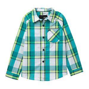 Hurley - Long Raglan Sleeve Shirt